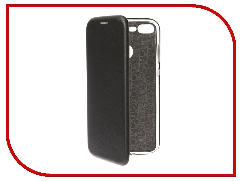 Чехол для Honor 9 Lite Neypo Premium Black NSB4220 чехол для honor 9 lite neypo premium black nsb4220