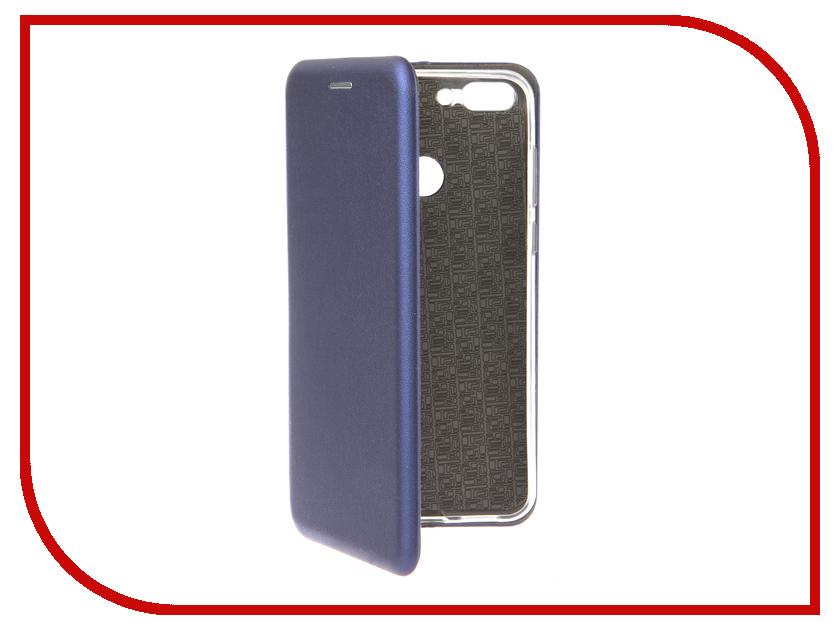 Аксессуар Чехол для Huawei P Smart Neypo Premium Blue NSB5746 аксессуар