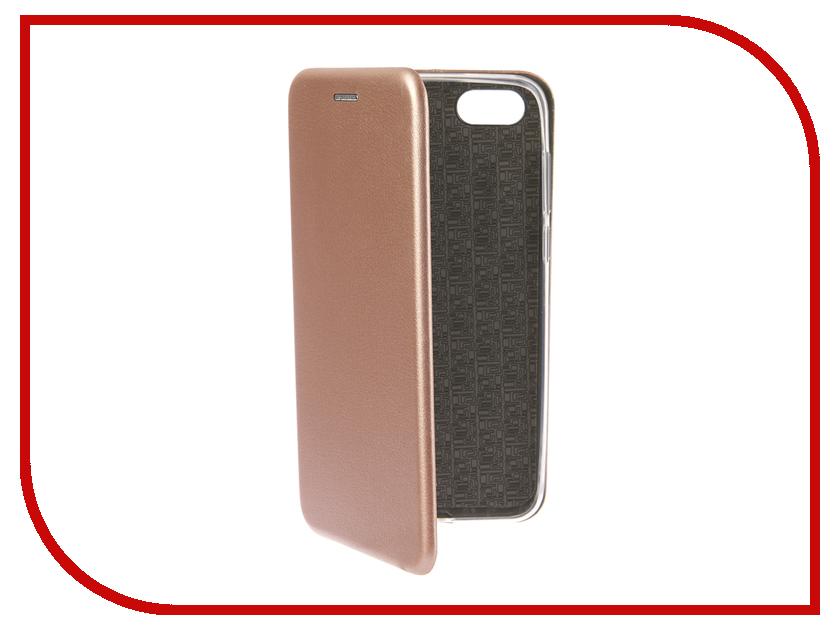 Аксессуар Чехол для Huawei Y5 Prime 2018 Neypo Premium Rose Gold NSB5428 аксессуар
