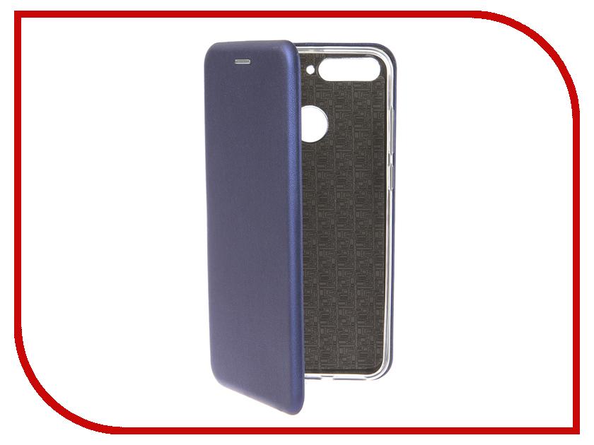 Аксессуар Чехол для Huawei Y6 Prime 2018 Neypo Premium Blue NSB5566