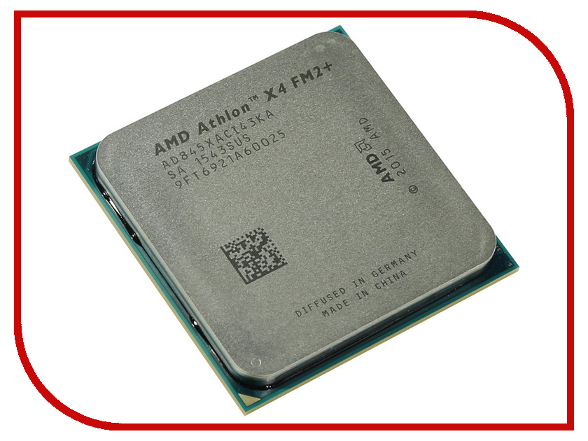 Процессор AMD Athlon X4 845 Carrizo (FM2+, L2 2048Kb) литой диск nz wheels sh638 8 5x20 6x139 7 d67 1 et35 mbf