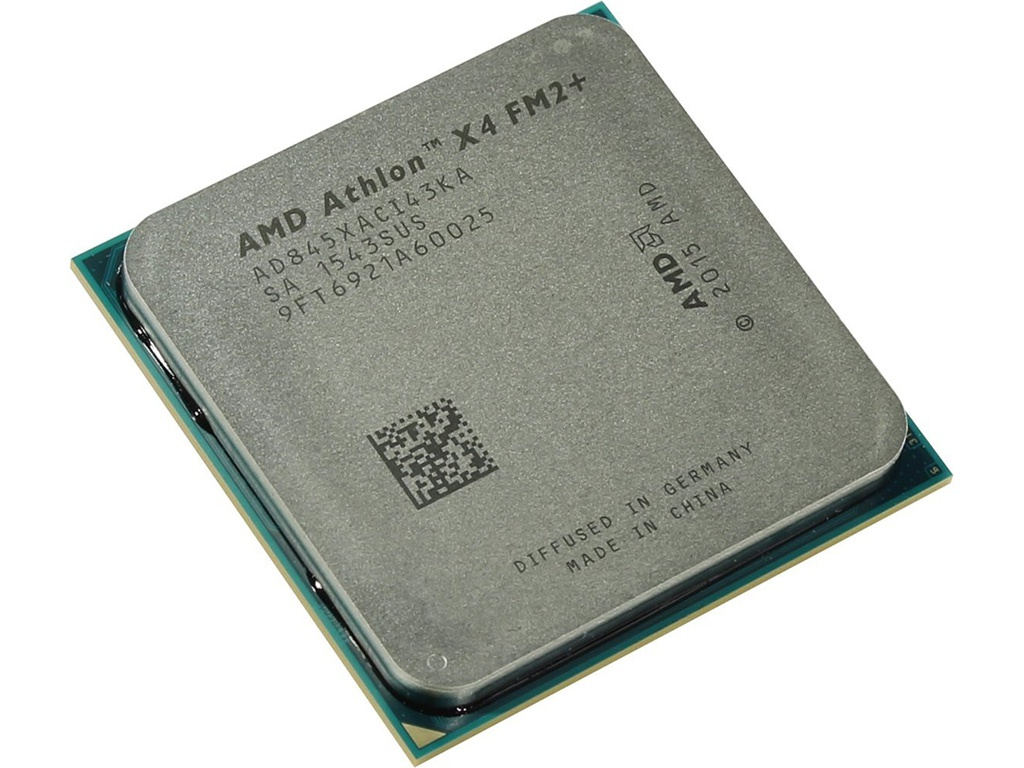 Процессор AMD Athlon X4 845 Carrizo (FM2+, L2 2048Kb)