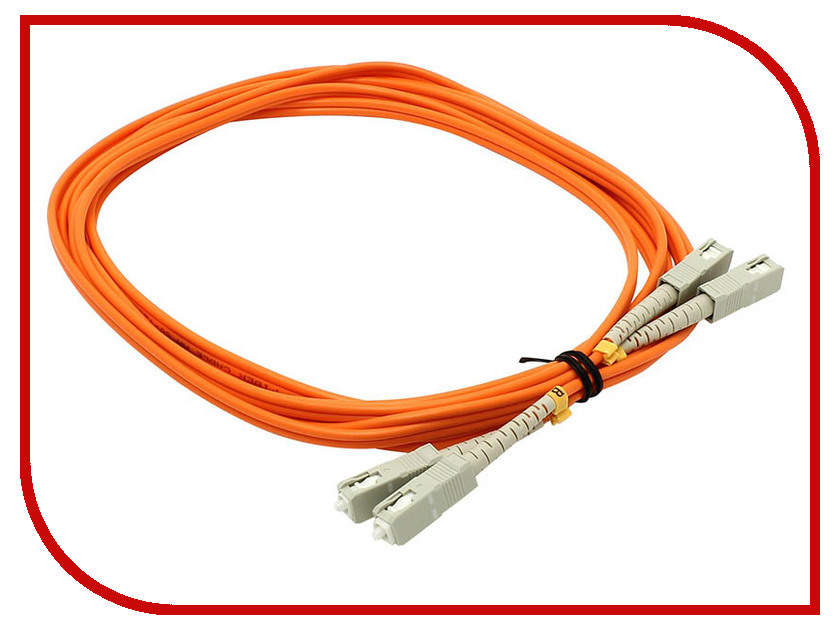 Сетевой кабель VCOM Optical Patch Cord SC-SC UPC Duplex 3m VDU202-3M 1m 2m 3m 5m 10m ethernet cable cat5 lan rj45 8pin 100mbps network patch cord for computer router