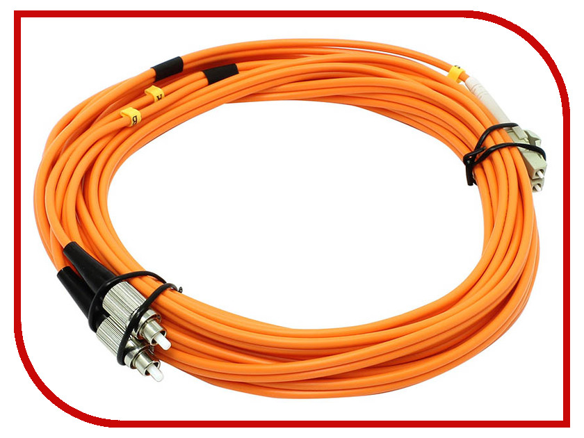 Сетевой кабель VCOM Optical Patch Cord LC-FC UPC Duplex 5m VDU301-5M 1m 2m 3m 5m 10m ethernet cable cat5 lan rj45 8pin 100mbps network patch cord for computer router