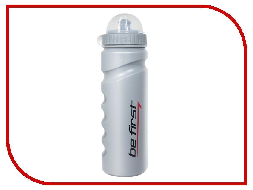 Бутылка Be First 750ml Grey 75-GRAY бутылка be first 500ml red matte