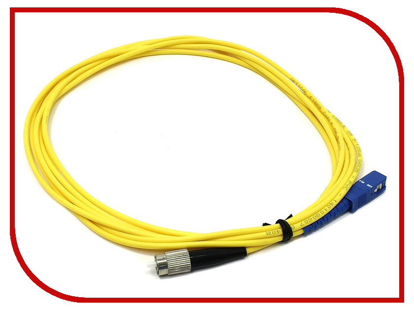 Сетевой кабель VCOM Optical Patch Cord FC-SC UPC Simplex 2m VSU102-2M 1m 2m 3m 5m 10m ethernet cable cat5 lan rj45 8pin 100mbps network patch cord for computer router