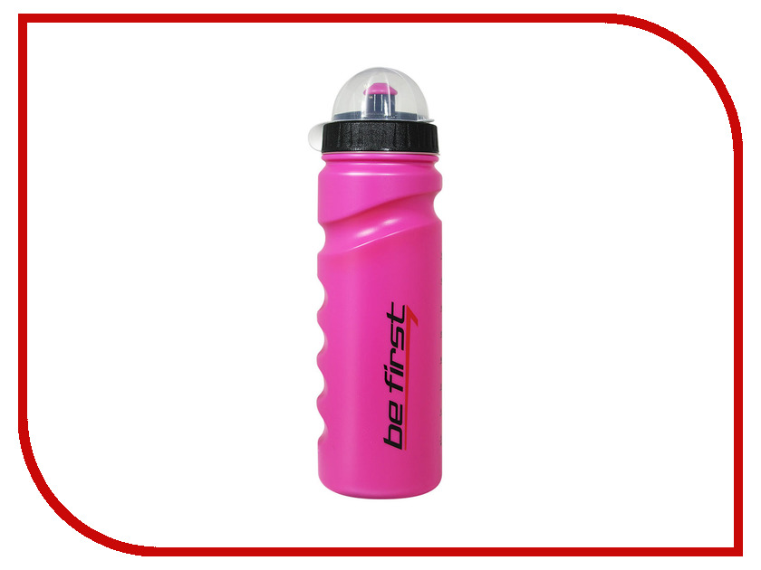 Бутылка Be First 750ml Pink 75NL-pink be first 300ml