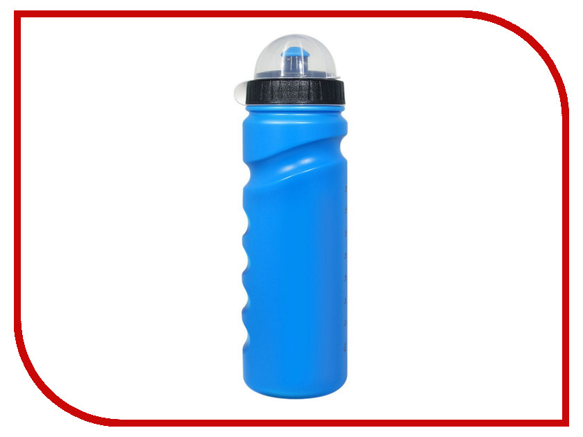 Бутылка Be First 750ml Blue 75NL-blue roswheel 52520 outdoor cycling bike stainless steel water bottle blue 750ml