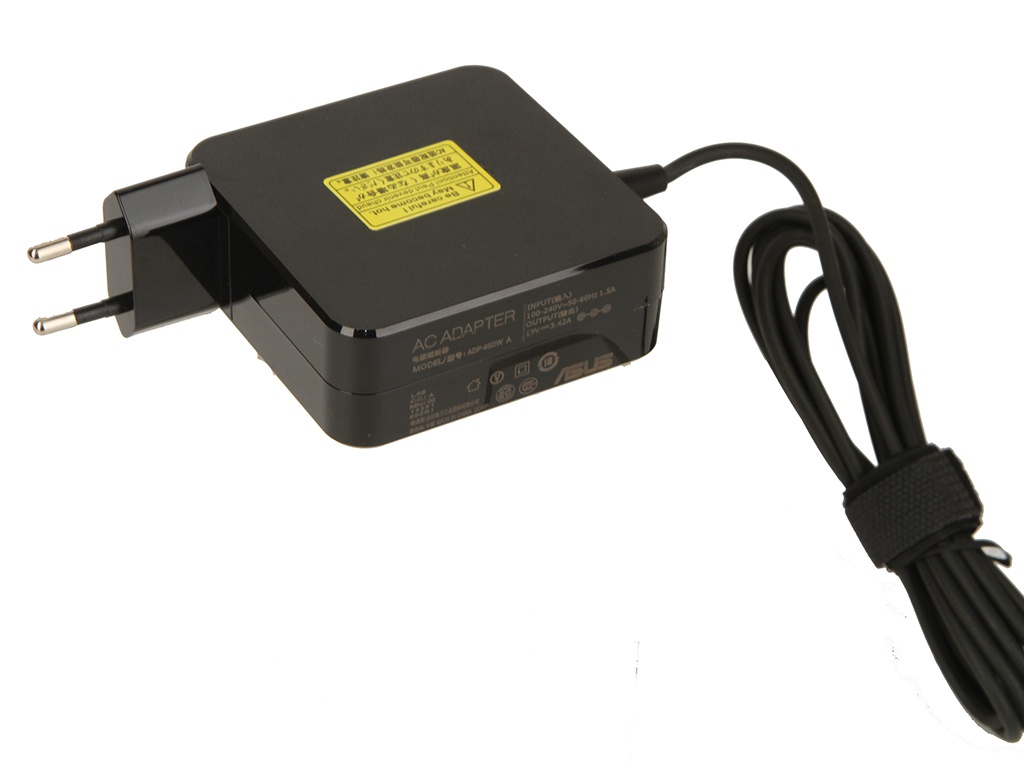 Блок питания RocknParts для Asus 19V 3.42A 65W 4.0x1.35mm 435023