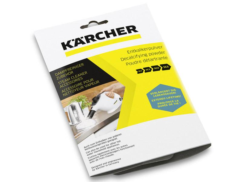 Аксессуар Порошок для удаления накипи Karcher 6.295-987.0