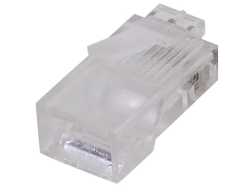 Коннектор VCOM RJ-45 8P8C VNA2200-1/100 - 100шт