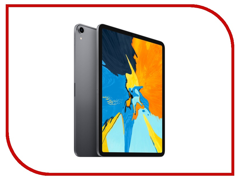 Планшет APPLE iPad Pro 12.9 Wi-Fi + Cellular 512Gb Space Grey MTJD2RU/A