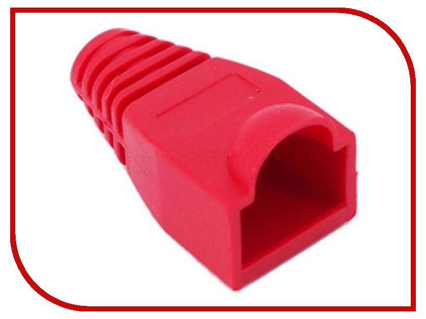 Колпачок VCOM для коннектора RJ-45 Red VNA2204-R-1/100 - 100шт детский рюкзак tatonka mowgli цвет серый 1806 043