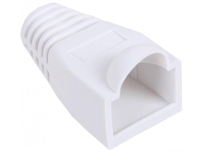 Колпачок VCOM для коннектора RJ-45 White VNA2204-W-1/100 - 100шт