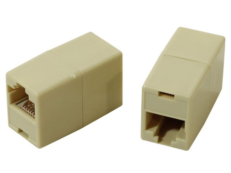Коннектор VCOM RJ-45 VTE7713-1/10 10шт