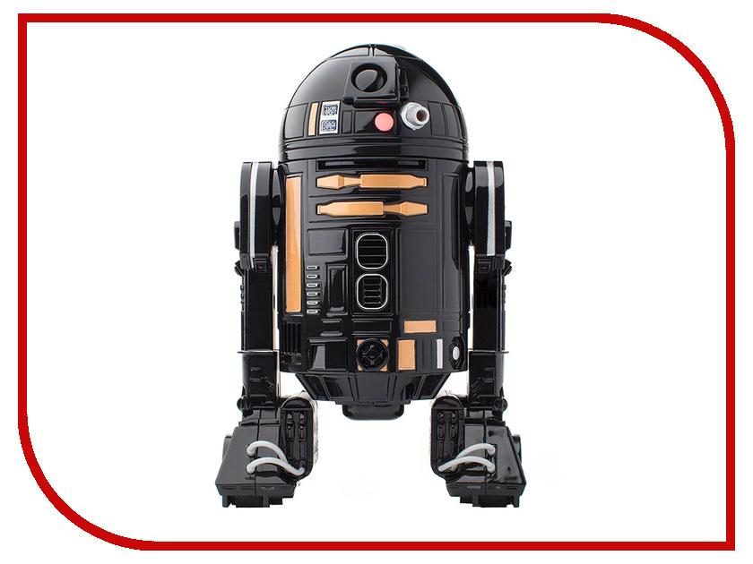 Игрушка интерактивная робот Sphero Звездные войны R2-Q5 Black-Orange гаджет sphero 2 0 s003rw1