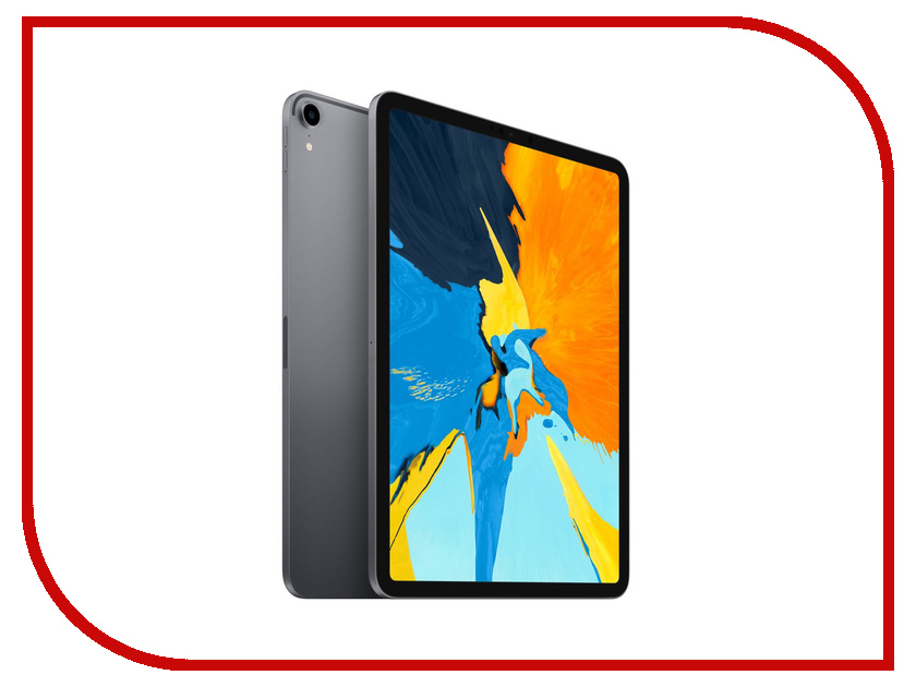 Планшет APPLE iPad Pro 11.0 Wi-Fi 1000Gb Space Grey MTXV2RU/A планшет