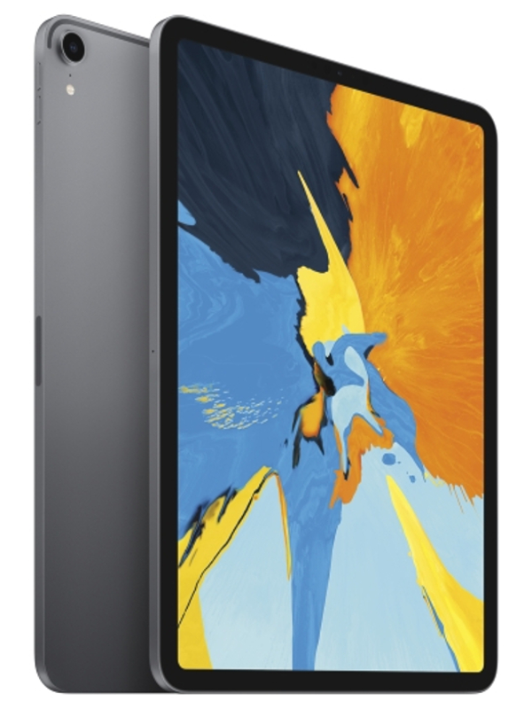 Планшет Apple iPad Pro 11 256Gb Wi-Fi Space Grey MTXQ2RU/A