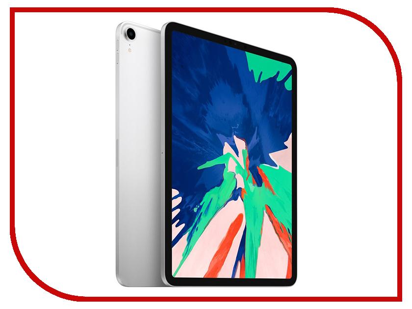 Планшет APPLE iPad Pro 11.0 Wi-Fi 64Gb Silver MTXP2RU/A планшет apple ipad pro 12 9