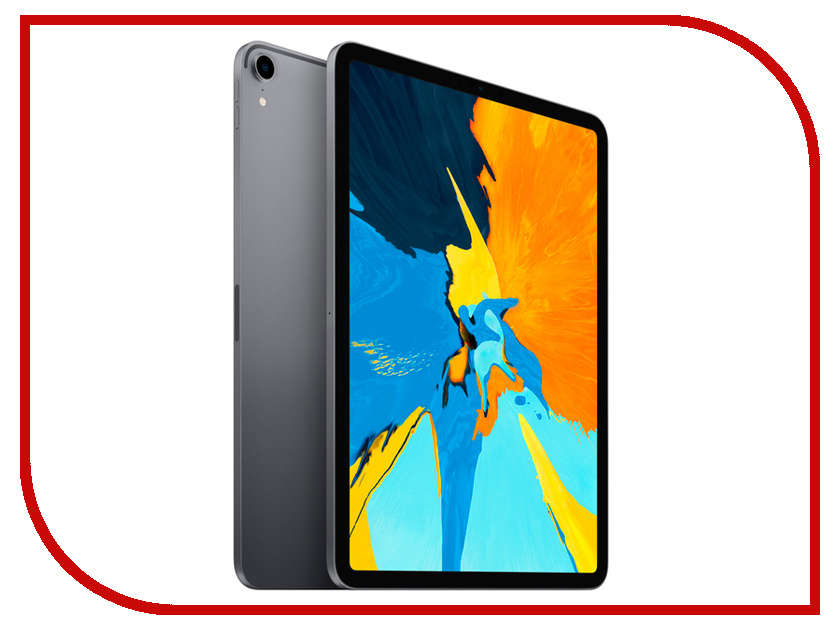 Планшет Apple iPad Pro 11 64Gb Wi-Fi Space Grey MTXN2RU/A portable photo booth 3 3 3m photo booth tent square tent inflatable photobooth enclosure with full printing