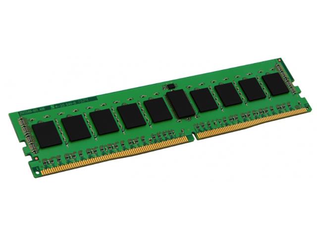 Модуль памяти Kingston DDR4 DIMM 2400MHz PC4-19200 CL17 - 4Gb KVR24E17S8/4 цена и фото