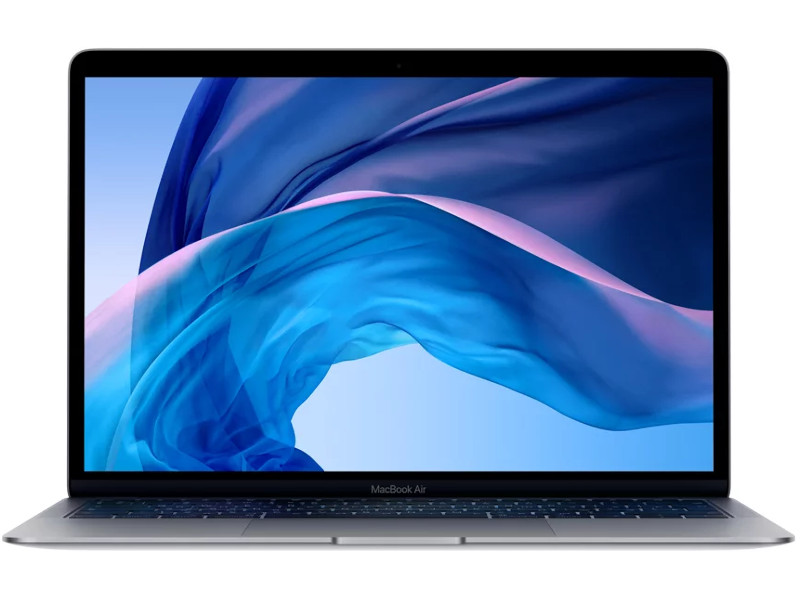 Ноутбук APPLE MacBook Air 13 Space Grey MRE92RU/A (Intel Core i5 1.6 GHz/8192Mb/256Gb SSD/Intel HD Graphics/Wi-Fi/Bluetooth/Cam/13.3/2560x1600/macOS)