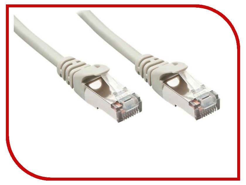 Сетевой кабель TV-COM UTP cat.5e 1m NP511-1 Grey