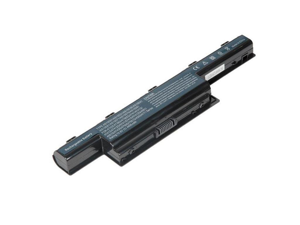 Аккумулятор RocknParts для Acer Aspire 5741/4741/4551/4551G/4771/4771G/5551/5741/5741G/TravelMate 5740/5740G/eMachines E640/E730/G640/G730 4400mAh 10.8V-11.1V 510134