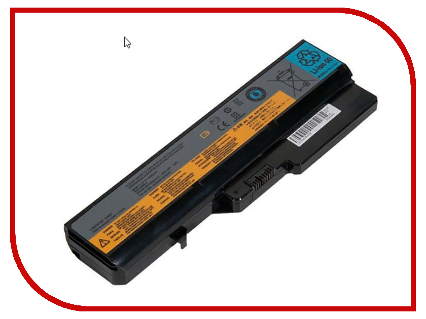 Аккумулятор RocknParts для Lenovo IdeaPad B470/B470A/B470G/B570/B570A/B570G/G460/G460e/G465/G470/G475/G480/G560/G560e/G565/G570/G575/G770/V360/V460/Z360/Z370/Z380/Z460/Z465/Z470/Z475/Z480/Z560/G780 11.1V 5200mAh 455587 laptop battery for lenovo ideapad g460 g465 g470 g475 g560 g565 g570 g575 g770 z460 v360 v370 v470 l09m6y02 l10m6f21 l09s6y02