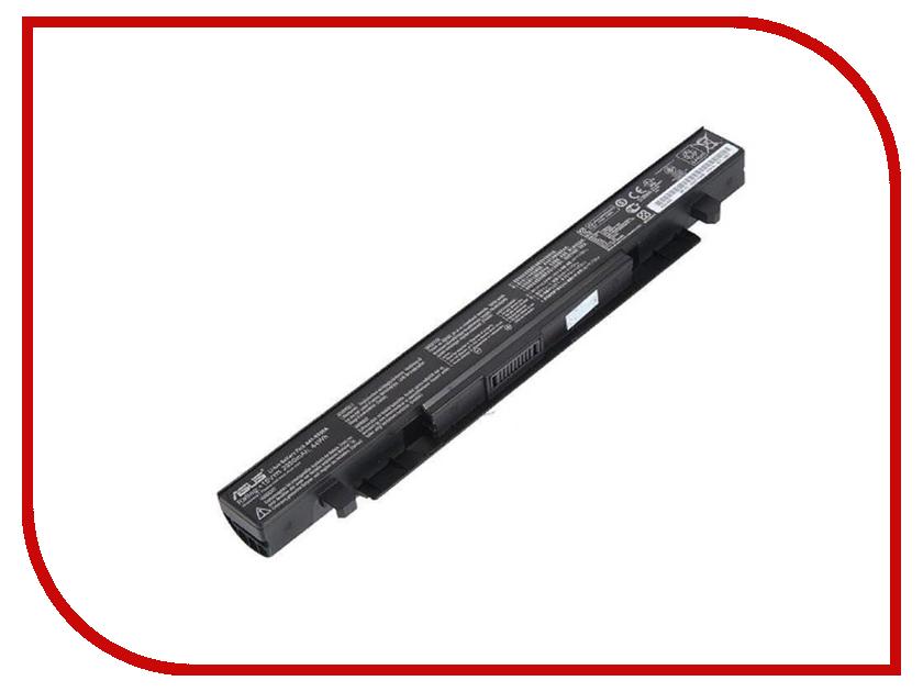 Купить Аккумулятор RocknParts для Asus X550/X550D/X550A/X550L/X550C/X550V 2950mAh 15V 431920
