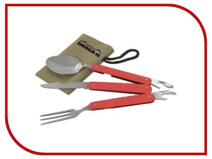 Посуда Adrenalin FS-04 Premium - набор столовых приборов