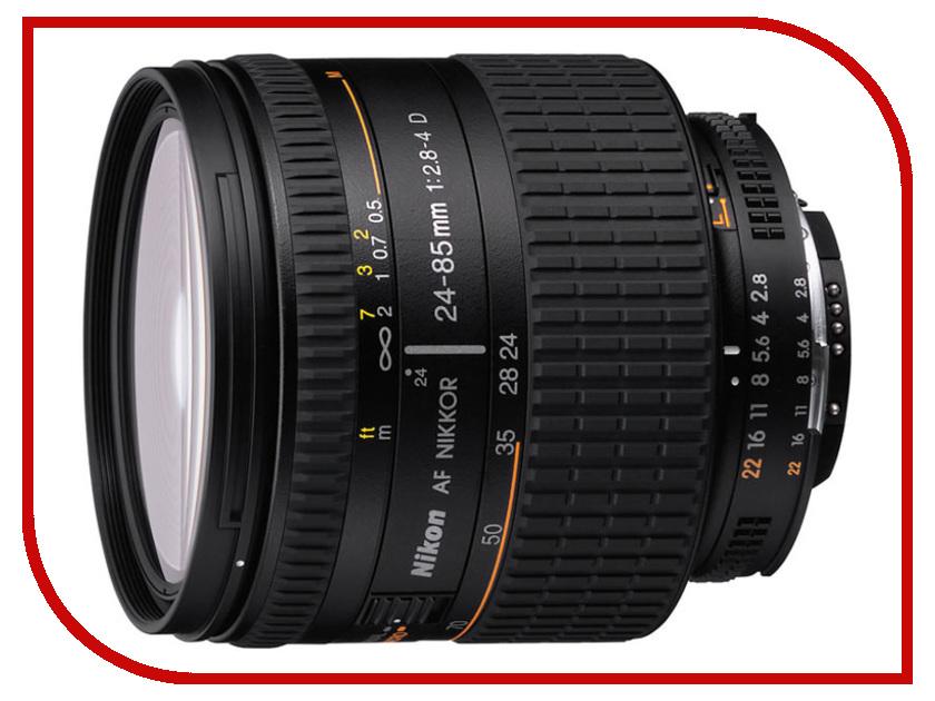 Объектив Nikon Nikkor AF 24-85 mm F/2.8-4 D IF<br>