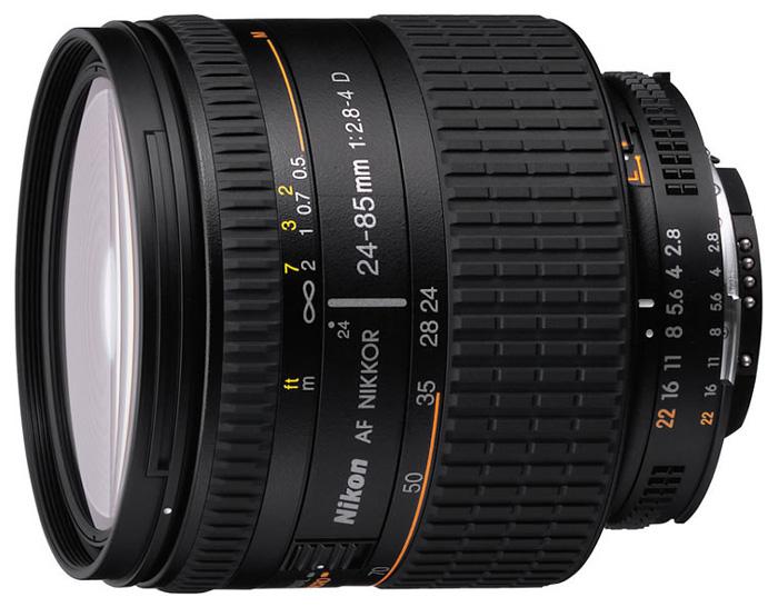 �������� Nikon Nikkor AF 24-85 mm F/2.8-4 D IF<br>