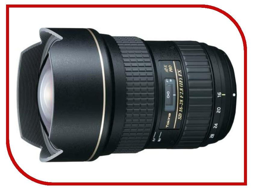 Объектив Tokina Canon AF 16-28 mm F/2.8 AT-X PRO FX