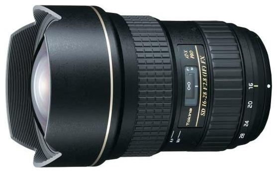лучшая цена Объектив Tokina Canon AF 16-28 mm F/2.8 AT-X PRO FX