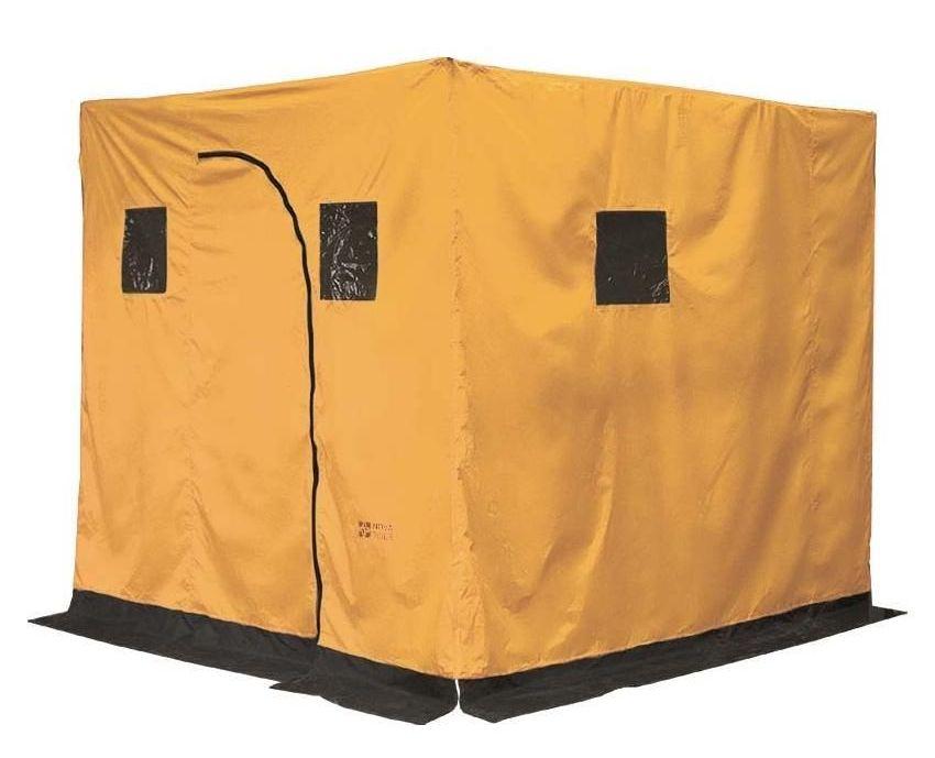 Походный душ Nova Tour Баня походная N Yellow 24068-201-00