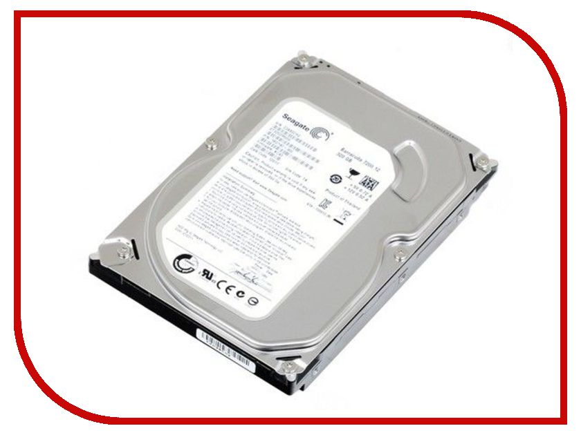 Жесткий диск 500Gb - Seagate ST500DM002 Barracuda