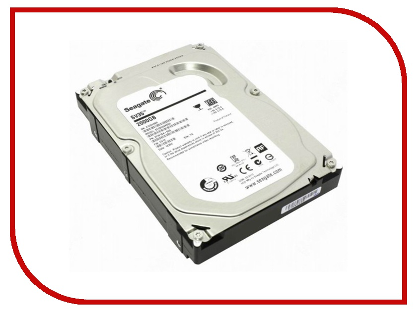 Жесткий диск 2Tb - Seagate ST2000VX000 SV35<br>