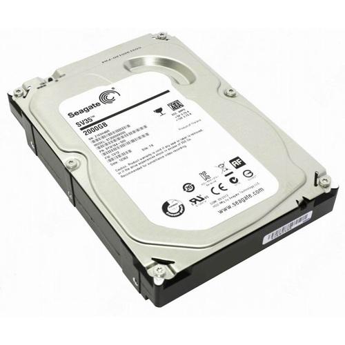 Жесткий диск 2Tb - Seagate ST2000VX000 SV35