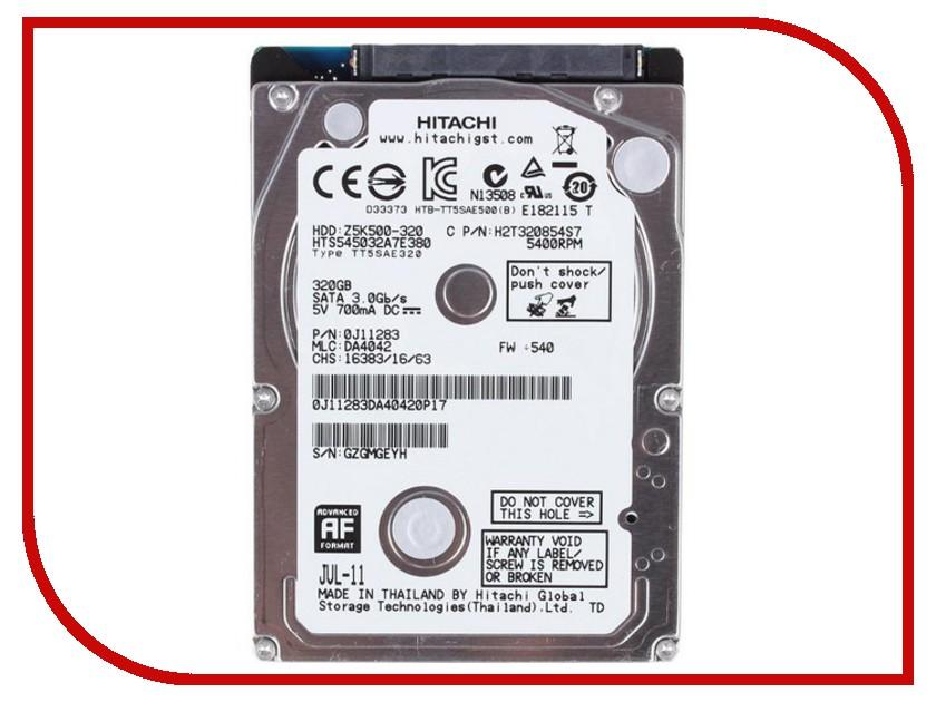 Жесткий диск 500Gb - HGST / Hitachi Travelstar Z7K500 HTS725050A7E630 / 0J26005