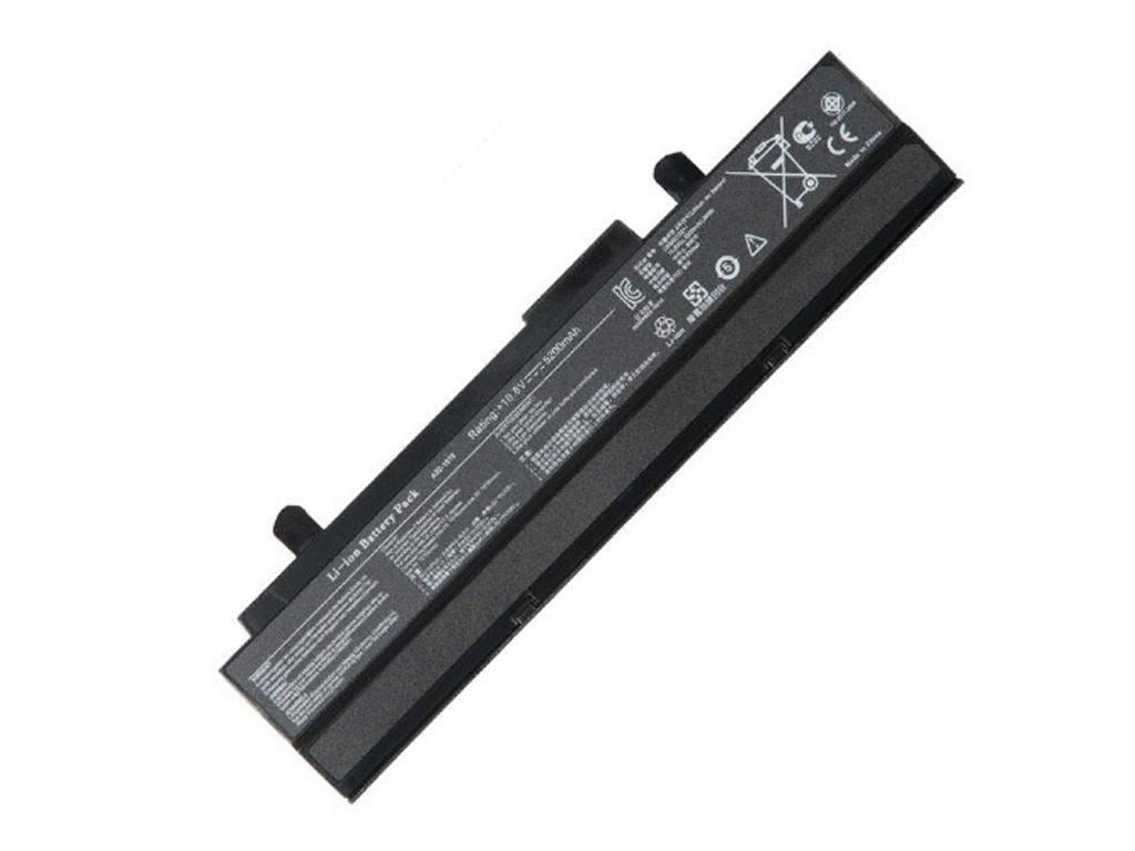 цена на Аккумулятор RocknParts для Asus PC 1015PE/1015PED/1015PN/1015PW/1015T/1015B/1016/1215N/1215P/1215T/VX6 5200mAh 10.8V Black 511115