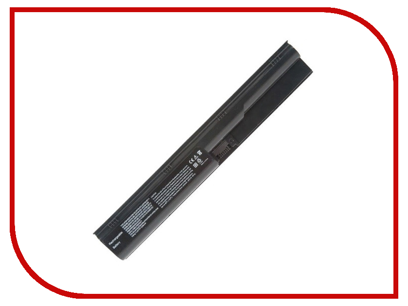 Аккумулятор RocknParts для HP ProBook 4330s/4331s/4430s/4431s/4435s/4436s/4440s/4441s/4446s/4530s/4535s/4540s/4545s 5200mAh 10.8V 384927 hugh hamilton a geometrical treatise of the conic sections