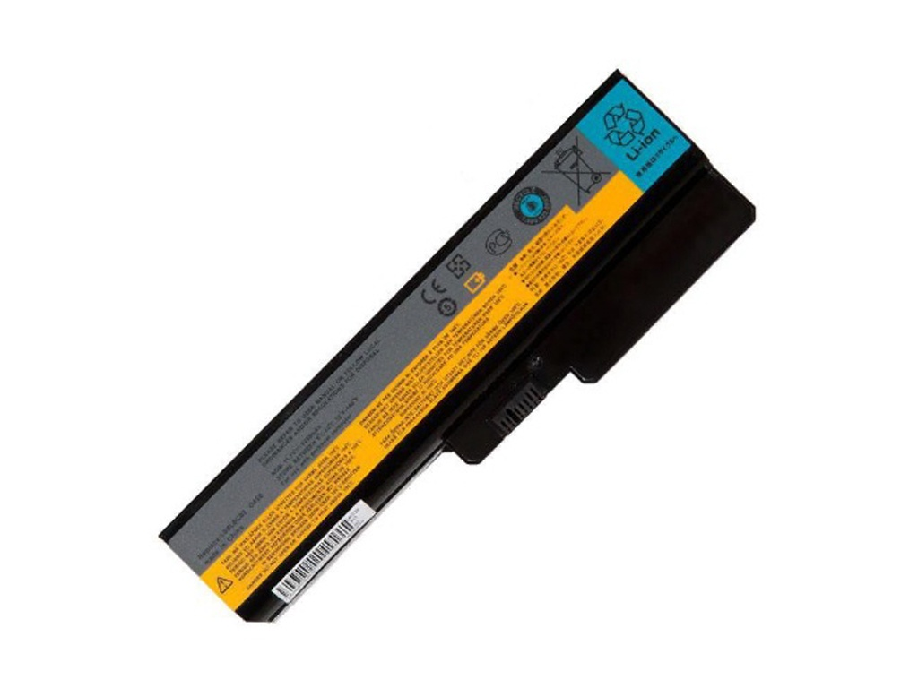 Аккумулятор RocknParts для Lenovo IdeaPad G430/G450/G550 5200mAh 11.1V 458388