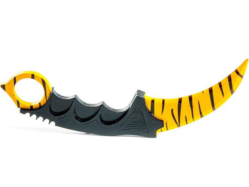 Керамбит Maskbro Зуб тигра 13-125
