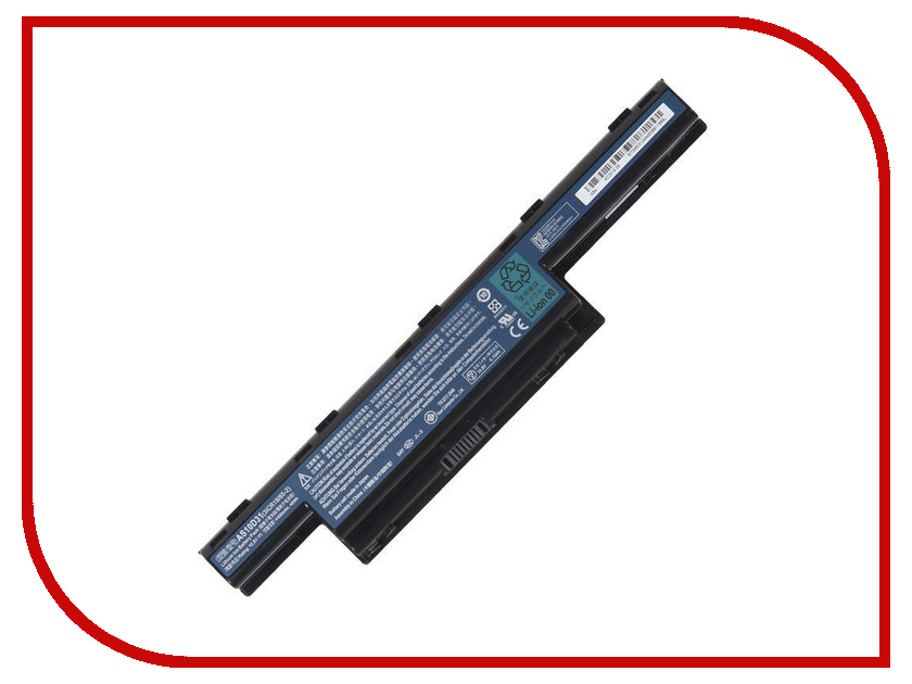 Аккумулятор RocknParts для Acer Aspire 5741/4741/4551/4551G/4771/4771G/5551/5741/5741G/TravelMate 5740/5740G/eMachines E640/E730/G640/G730 4400mAh 10.8V 351472 motherboard for acer aspire 5741 5741g mb ptd02 001 mbptd02001 new71 l01 new71 la 5893p 100