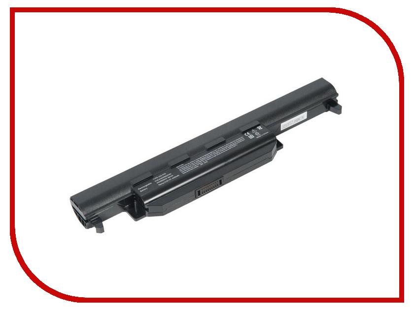 Аккумулятор RocknParts для Asus K45/K55/K75/K95/A45/A55/A75/A95 4400mAh 10.8V 575412 внешний аккумулятор asus zenpower abtu005 10050mah gold