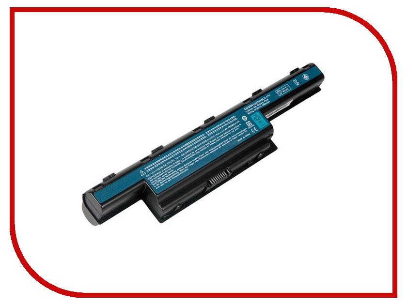 Аккумулятор RocknParts для Acer Aspire 5741/4741/4551/4551G/4771/4771G/5551/5741/5741G/для TravelMate 5740/5740G/для eMachines E640/E730/G640/G730 7800mAh 10.8V 445534 комплектующие и запчасти для ноутбуков acer aspire 5742 5253 5253g 5336 5741 5551
