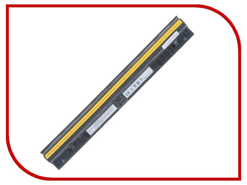Фото - Аккумулятор RocknParts для Lenovo G500S/G510 14.4V 2200mAh 432040 батарея для мобильных телефонов hb4w1 3 7v huawei 1700mah g510 t8951 u8951d y210c c8951 c8813 for huawei g510 t8951 hb4w1