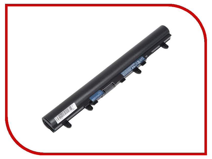 Аккумулятор RocknParts для Acer Aspire V5-431/V5-471/V5-531/V5-551/V5-571 2200mAh 14.8V 431886 brand new a 15 6 laptop lcd screen for acer aspire e1 570g e1 530 e5 571 v5 561 v5 561g 30pins edp slim led matrix glossy
