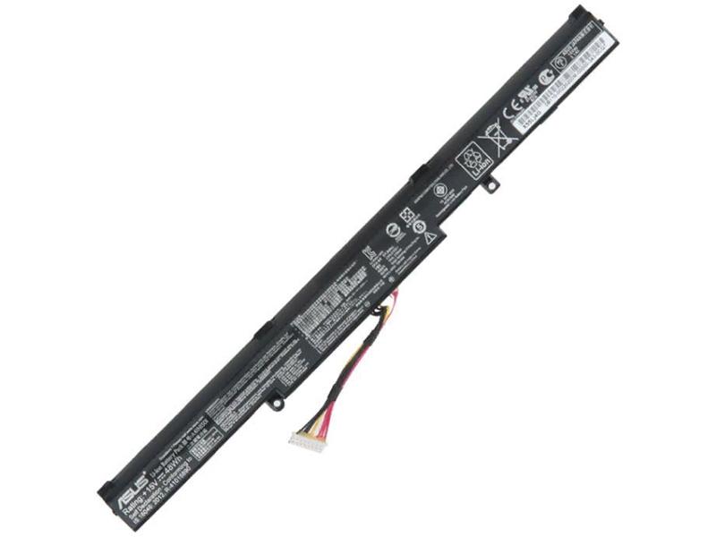 Аккумулятор RocknParts для Asus ROG GL752VW/GL752V/N552VW/N552V 15V 48Wh 596998
